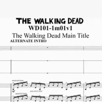"Bear McCreary, Creating The Score, ""The Walking Dead"""