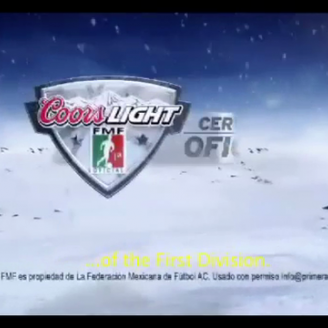 "Coors Light ""Cold Practice"""