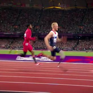 RKCR/Y&R Makes Fundraising Case For British Paralympic Association