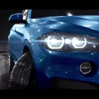 """The Best Work You May Never See: BMW's """"Harmony""""Spec Spot Directed By Ed Han"""