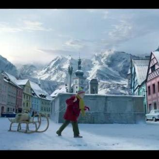 "Top Spot of the Week: Jean-Pierre Jeunet Directs Xmas ""Time Machine"" For Milka, W+K Amsterdam"