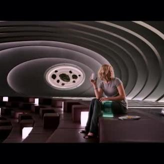 """A Look At The Worlds Created By Production Designer Guy Hendrix Dyas For """"Passengers"""""""