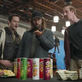 """Grey NY Looks To """"Wow""""Viewers With Pringles'1st Super Bowl Spot"""