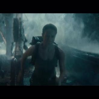 "Grey London, Mill+ Team On Lucozade Tie-In With ""Tomb Raider"" Movie"