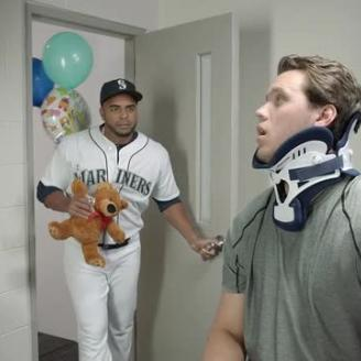 """Ron Gross Directs """"Work-Related Injury""""For Seattle Mariners, Copacino+Fujikado"""