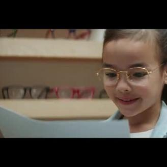 """Director Elle Ginter, Energy BBDO Team On """"Olivia""""For Pearle Vision"""