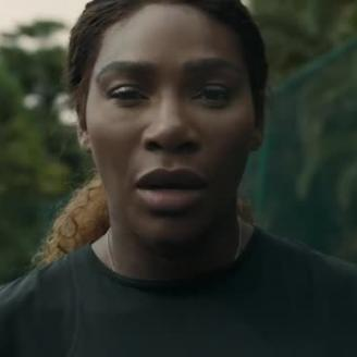 "Martin de Thurah Directs Serena Williams In A ""Knockout"" Film For Chase, Droga5"